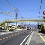 川辺歩道橋