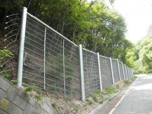 パイルロックフェンス