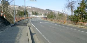 長野県栄村 栄大橋
